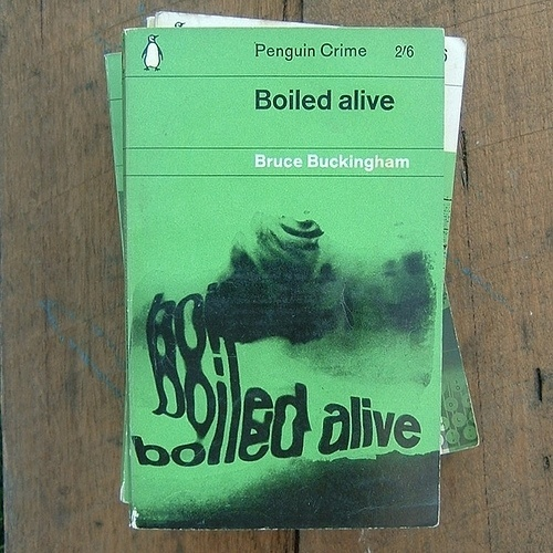 All sizes | Boiled alive | Flickr - #cover #illustration #collage #book