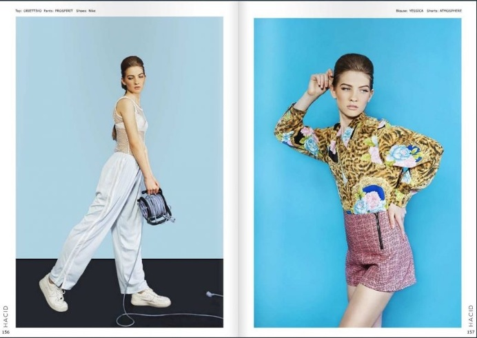 Fashion Photography by Maryna Kopylova