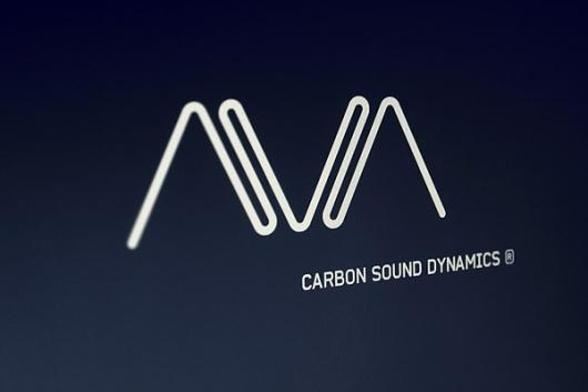 AVA on the Behance Network #branding