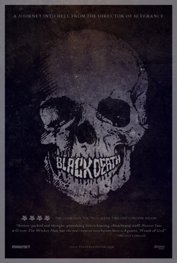 Black Death Poster - Internet Movie Poster Awards Gallery
