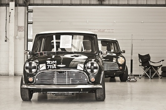 Silverstone Classic on the Behance Network #photography