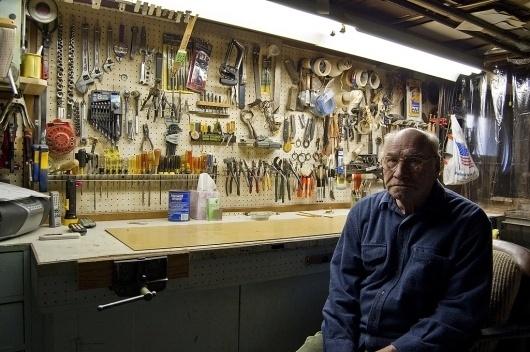 All sizes | Basement2 | Flickr - Photo Sharing! #grandfather #garage #workshop #industrial #carpenter
