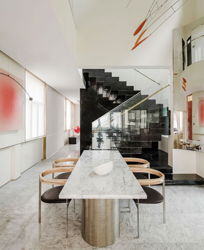 Luxury Residence in Tianjin by Co-Direction Design