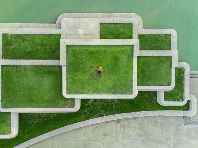 Creative Drone Photography by Martin Reisch