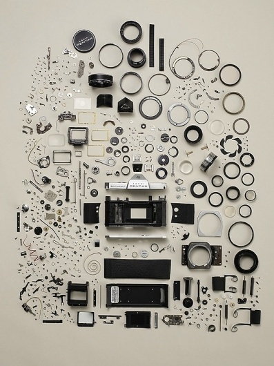 Todd McLellan – Disassembly | Swiss Legacy #photography
