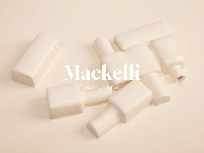 mackelli nail spa branding gold minimal La Tortilleria monterrey mexico mindsparkle mag design best fashion style nail pedicure gold golden