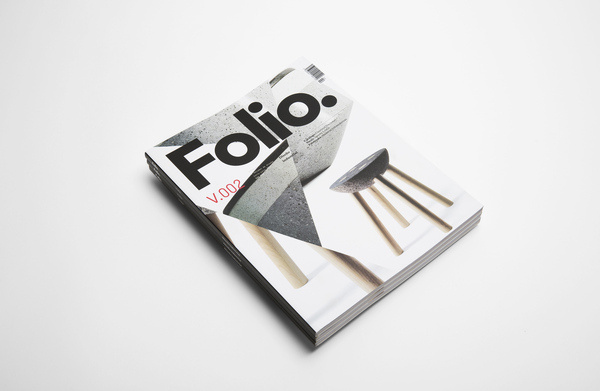 Folio. #layout #design #brochure #booklet