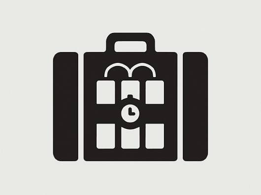 CORY LOVEN #icon #logo #suitcase #bomb