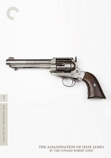 That Picture Looks Awful Dusty :: Design School Dropout #movie #gun #design #james #jesse #poster #assassination
