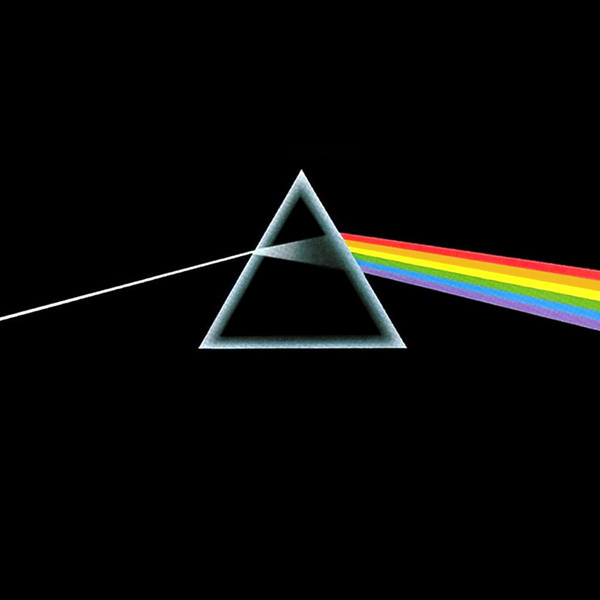 QuipImaage #album #geometry #pink #design #graphic #cover #triangle #storm #floyd #refraction #thorgerson #prism