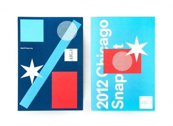 AIGA Snapshot Book   Scott Reinhard #print #graphic