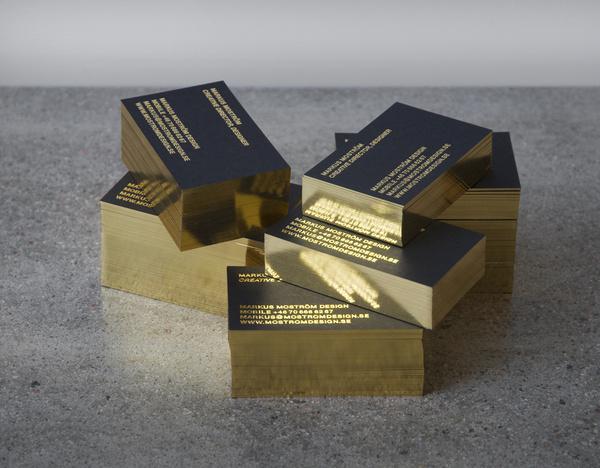 Markus Moström Design: Hi res Images #cards #personal #gold