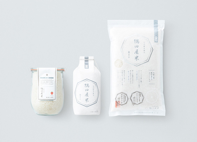 Sumidaya Rice package by Eding:Post