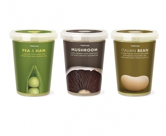 Pearlfisher - Effective design for iconic and challenger brands #packaging #waitrose #food