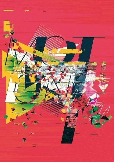 Sebastian Onufszak » Digital Abstracts / Online Design Magazine / Interviews / Design Inspiration #sebastian #motion #onufszak #illustration #typography
