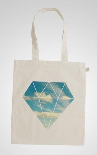 Sofia Ling – Grafisk Design #tote #sky #diamond #design #graphic #totebag