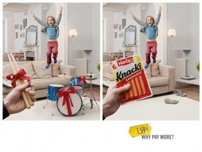 Knacki Sausages Drum kit #ad