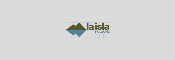 Logo design for La Isla