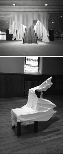 Snarkitecture #chair #blown #art