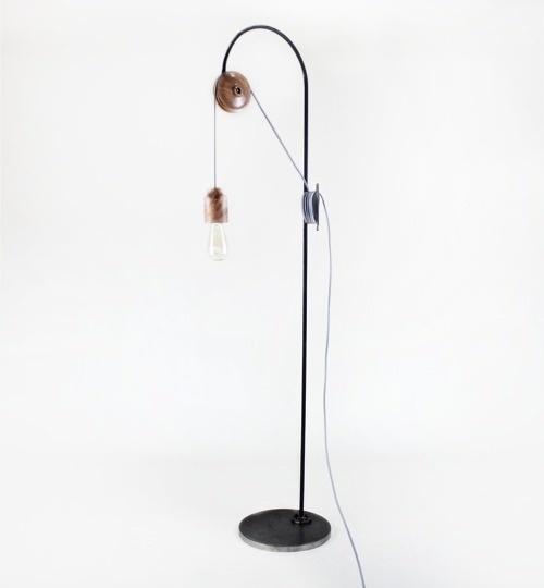Pulley light #light #pulley