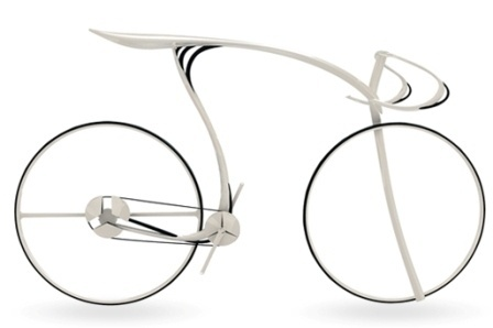 JJJJound #minimalistic #cycle #design #futuristic #bike