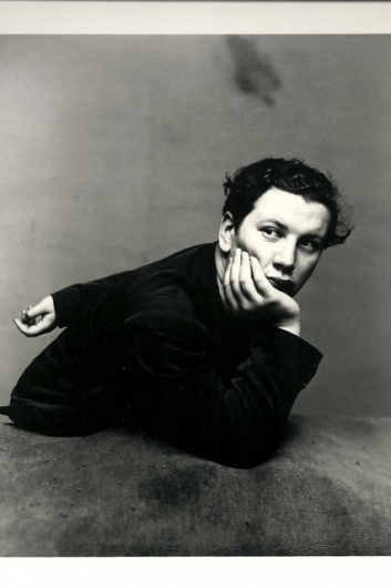 The Genius Of Irving Penn (Vogue.com UK) #white #irving #penn #black #photography #portrait #and