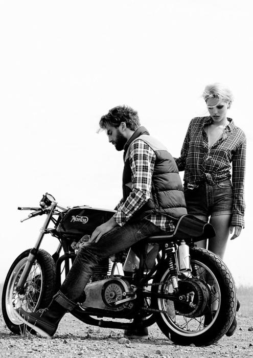 (1) Tumblr #americana #photography #motorbike