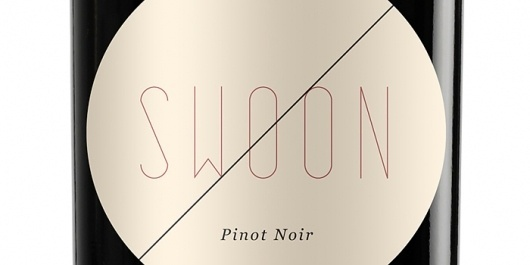 Swoon - TheDieline.com - Package Design Blog #logo #swoon #wine