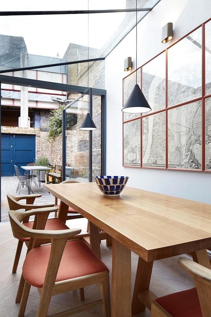 Lambeth Marsh House in London / Fraher Architects