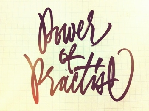 Beautiful something... #calligraphy #lettering