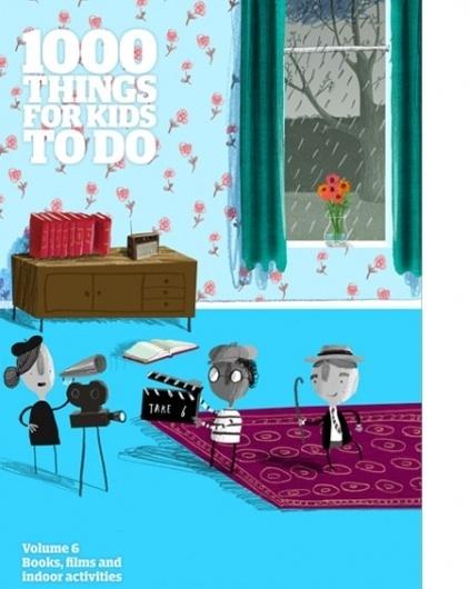 Oliver Jeffers - Illustration #cover #illustration #magazine
