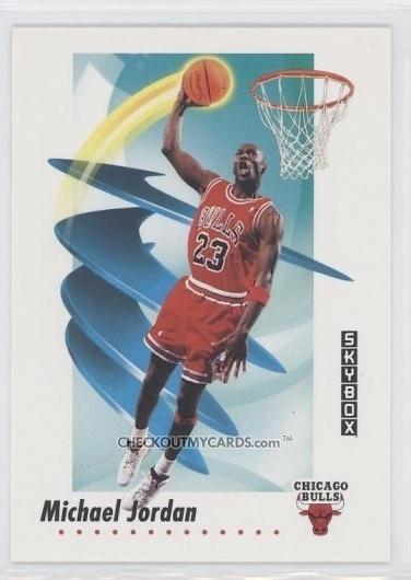 1991-92 SkyBox Basketball Cards - CheckOutMyCards.com #chicago #card #jordan #bulls #skybox #basketball