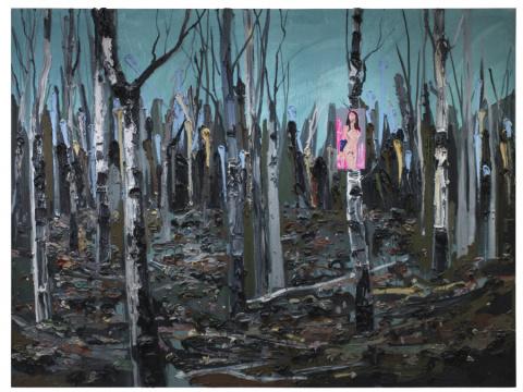 Kim Dorland | PICDIT #painting #paint #art