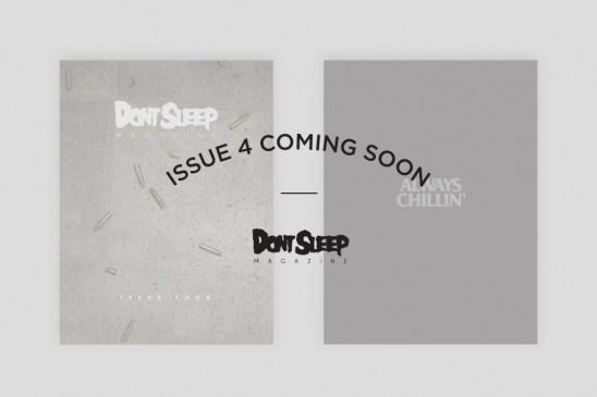 Don't Sleep Magazine #dont #sleep #layout #magazine #typography