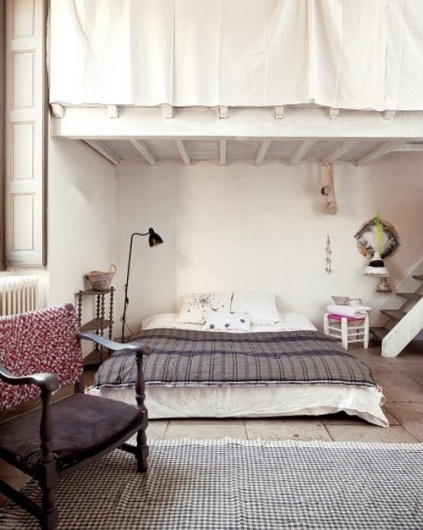 more grey bedrooms | the style files #interior #design #vintage #bedroom
