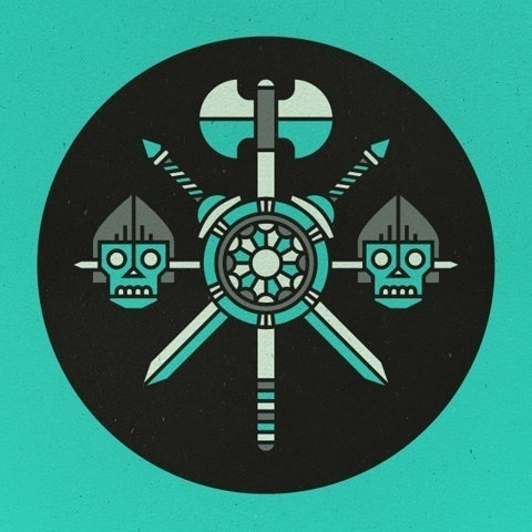 FFFFOUND! #illustration #design #skull