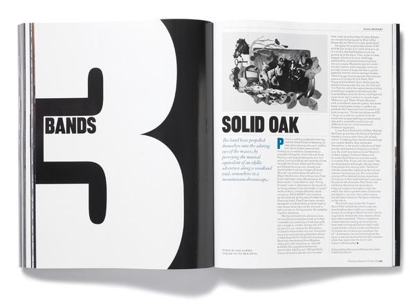 Plastique Magazine Issue 3 Matt Willey #layout #design #editorial #magazine