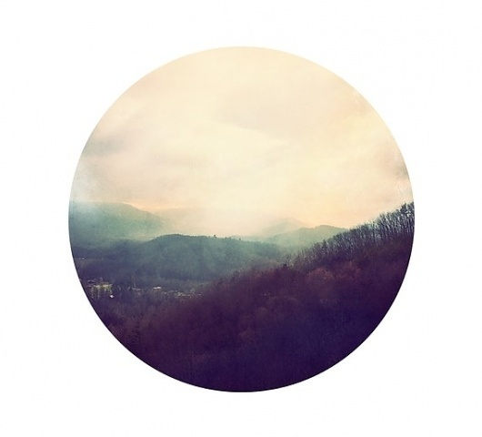 Parkway 3 ($50-100) - Svpply #photo #ellipse #circle #collage #mountains