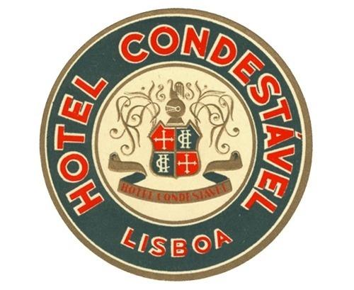 FOTOLITO #hotel #vintage #label