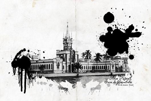 Mr. Conde #photos #card #design #graphic #manipulation #poster #paper