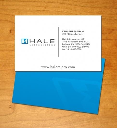 Hale, California – Graphic Design | UK Logo Design #cards #business