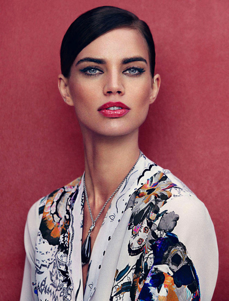 Xavi Gordo for Elle Spain #model #girl #photography #portrait #fashion #beauty