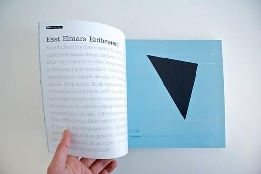 book design / ein stamm und drei arme on the Behance Network #stem #and #joanneum #design #book #thomas #arms #kohl #one #three #fh #editorial