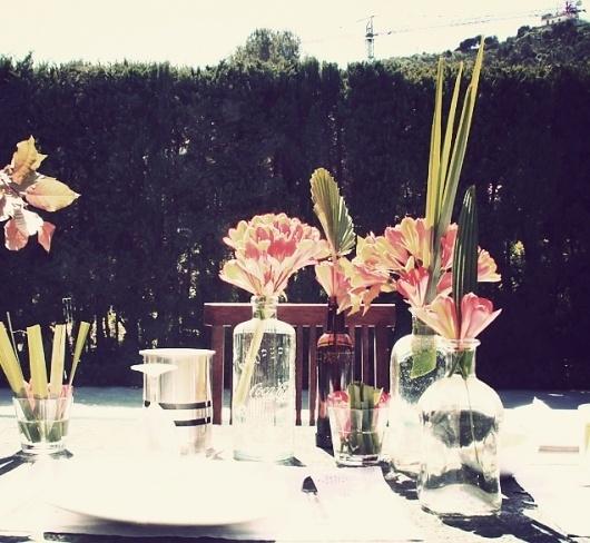 mesa.jpg (636×586) #photography #design #flowers