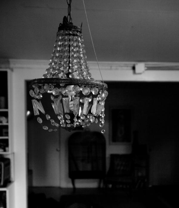 1 + New York #chandelier #broken