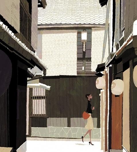 lexus222.jpg (532×591) #perspectives #illustration #art #facades