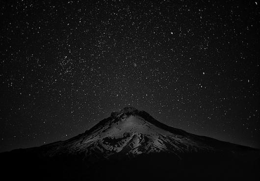 Infinity | Zeb Andrews #mountain #night #photography #pho #dark