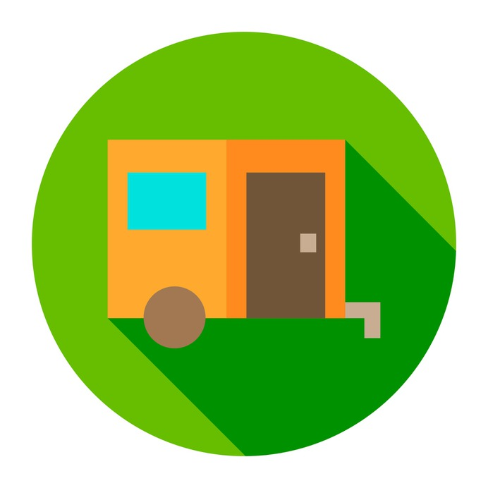 See more icon inspiration related to caravan, transportation, camping, trailer, holidays, summer, vehicle, travel and transport on Flaticon.