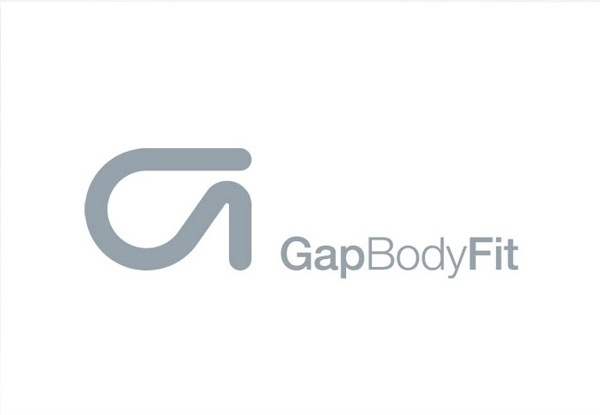 gap body logo design by manual #logo #design