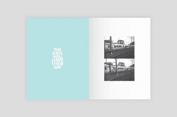 Don't Sleep Magazine Issue 4 - Chico San #dont #sleep #photography #layout #magazine #typography